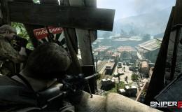 《狙击手:幽灵战士2》v1.09包含新的弹道物理学技术