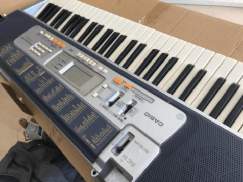 电子琴视频教程
